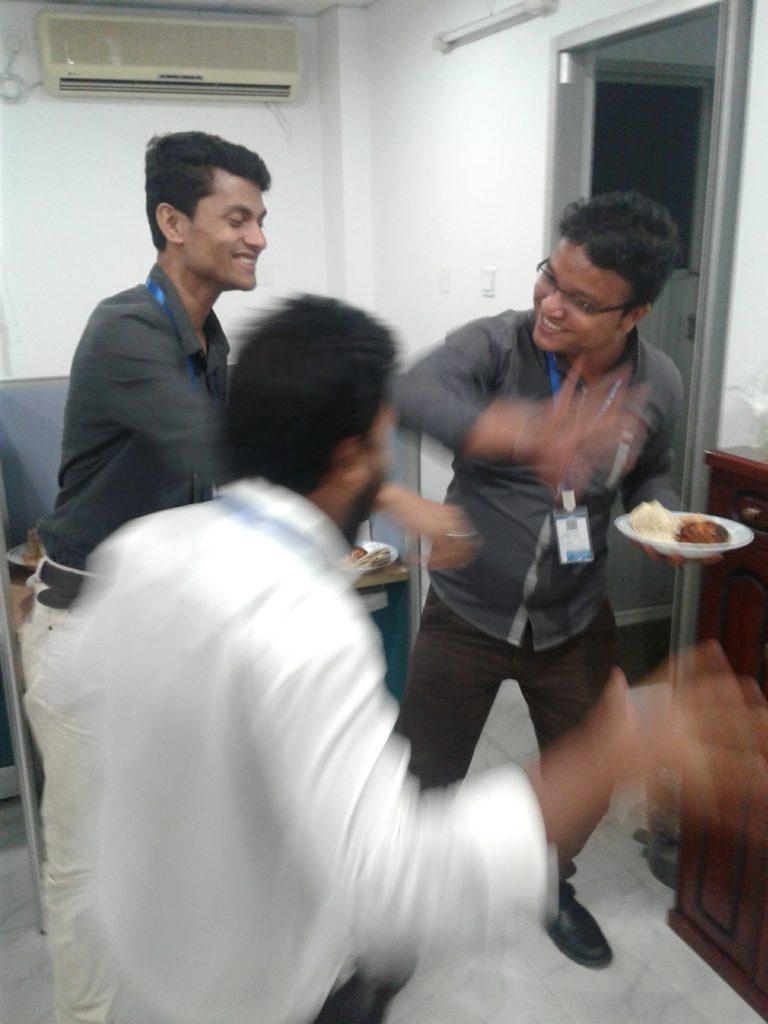 Fun at office Snaks