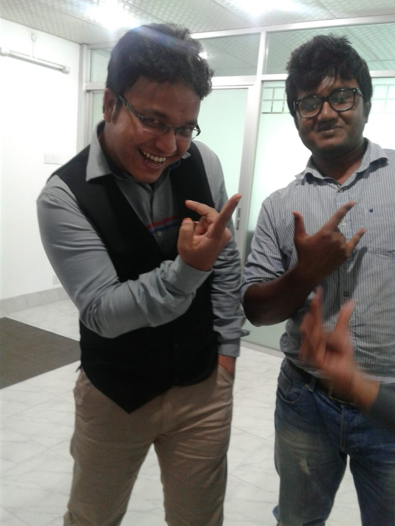 Funny Moment at Office