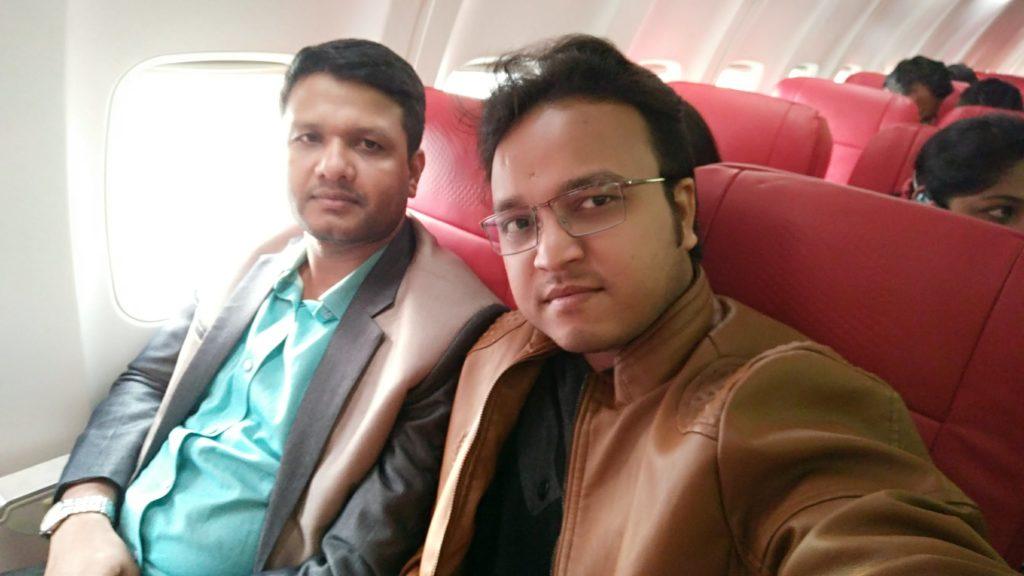 Kolkata to Dhaka fly
